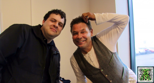 Me And Craig Charles