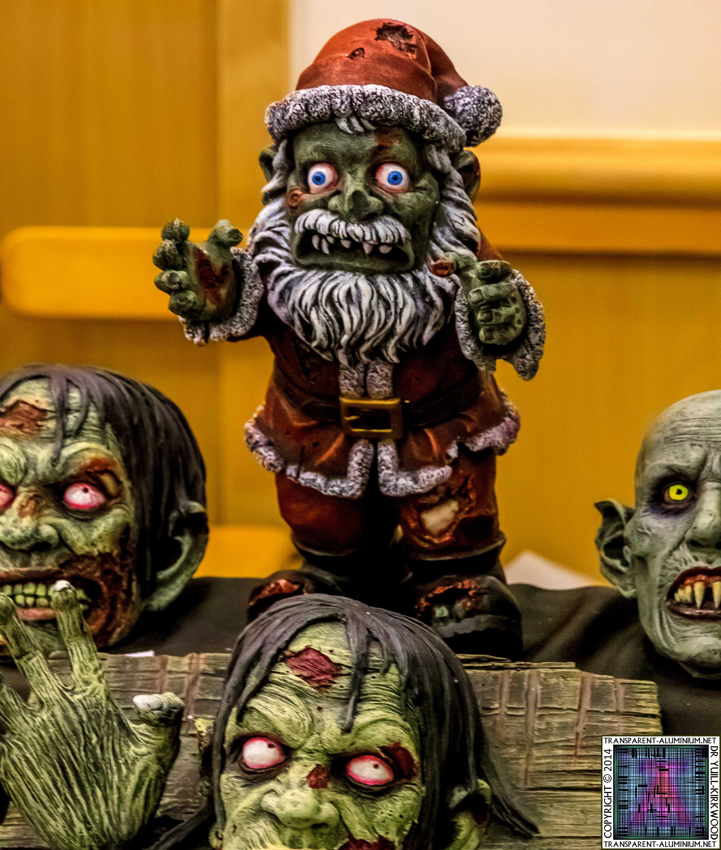Zombie-Santa
