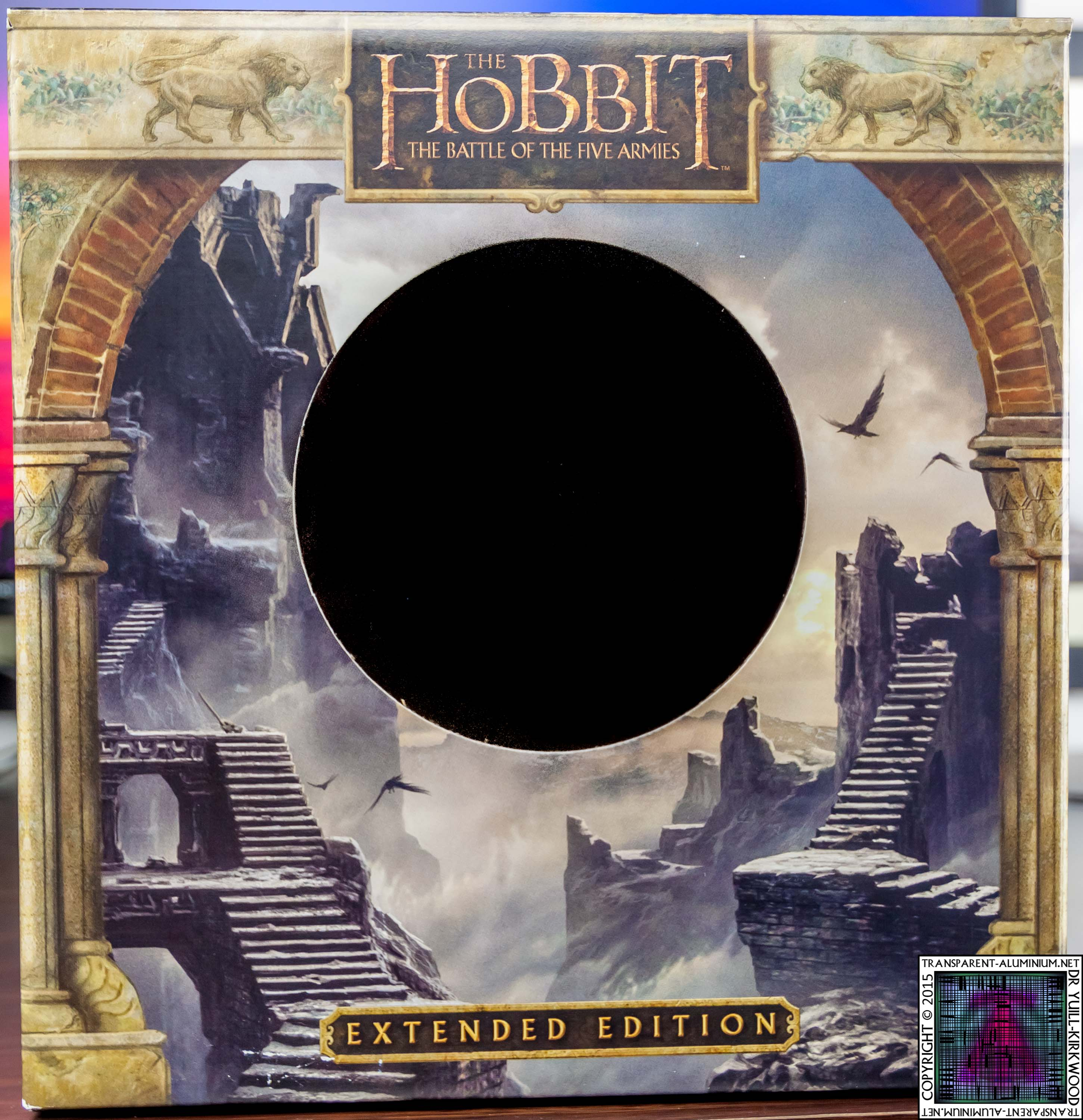 reflection on the hobbit It's the second half of february now the hobbit: the battle of the five armies  has all but disappeared from cinemas in the usa and many other.