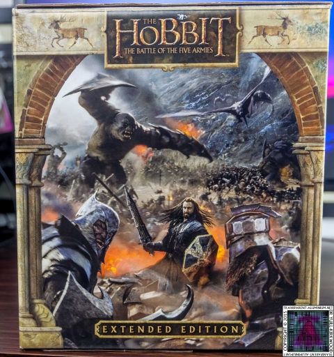The Hobbit Blu-ray Box Art (3)
