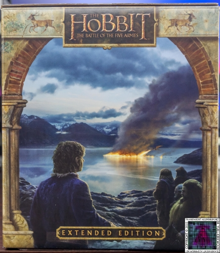 The Hobbit Blu-ray Box Art (5)
