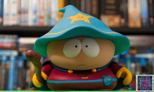 South Park The Stick of Truth Grand Master Wizard Edition 14