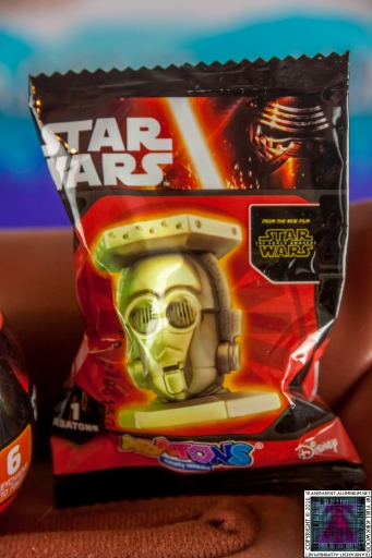 Star Wars Mystery Blind Bags (2)