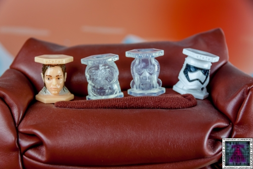 Star Wars Mystery Blind Bags Head Dice (3)