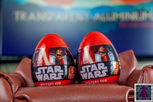 Star Wars Mystery Eggs (1)