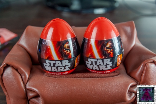 Star Wars Mystery Eggs (2)