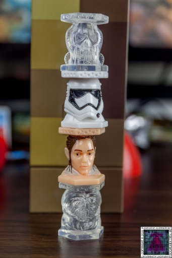 Star Wars Totem Pole