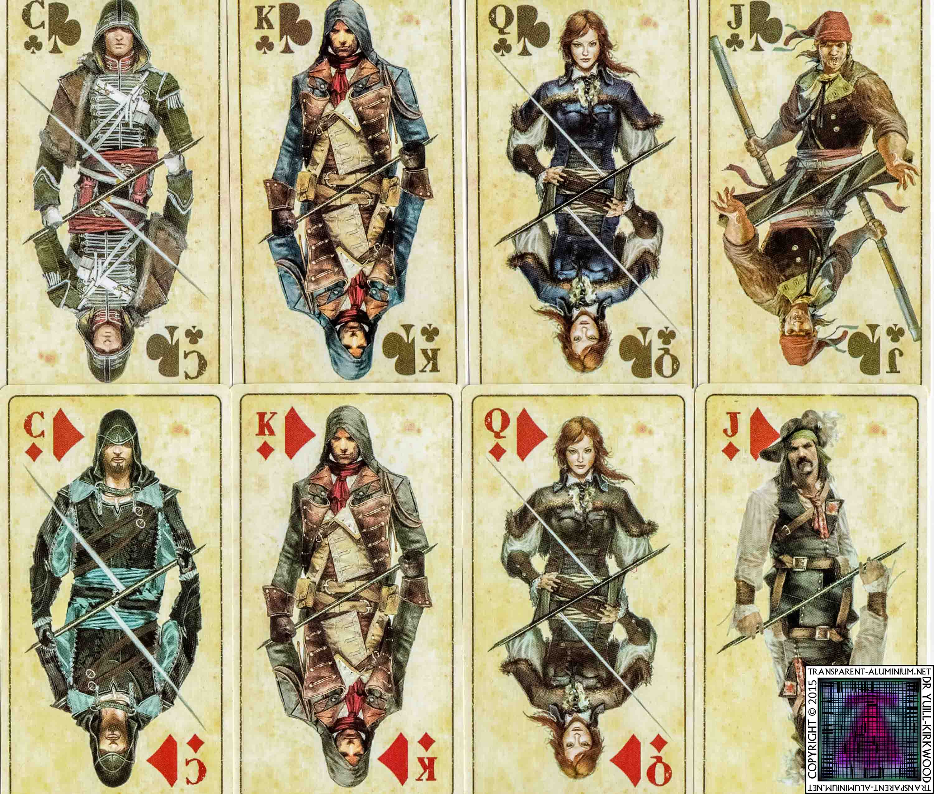 Assassin's creed poker