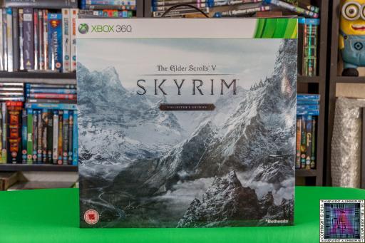 The Elder Scrolls V Skyrim Collectors Edition 24
