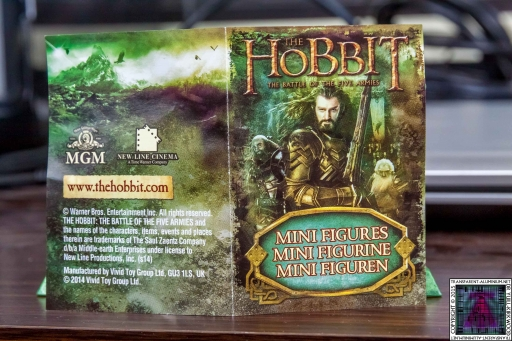 The Hobbit Blind Bags Collection (1)
