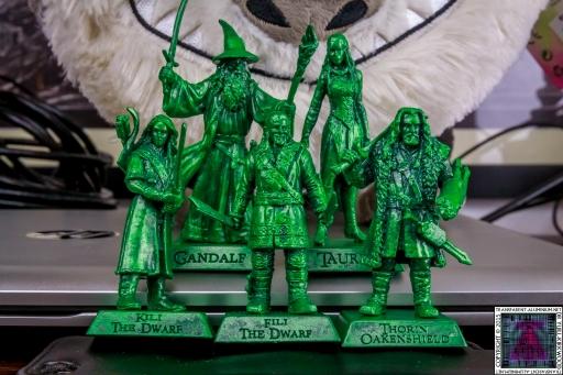 The Hobbit Blind Bags Series 3 (4)