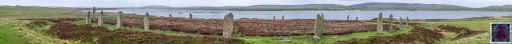 The Ring Of Brodgar Pano