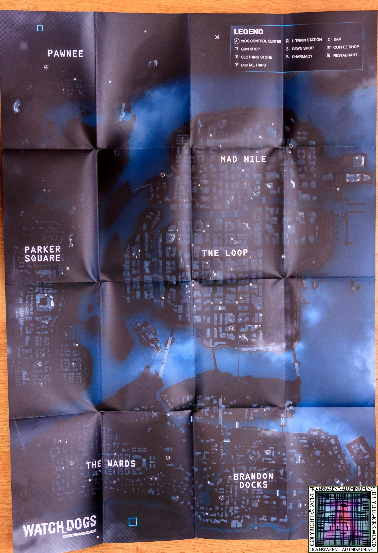 Watch Dogs Dedsec Edition  TransparentAluminium