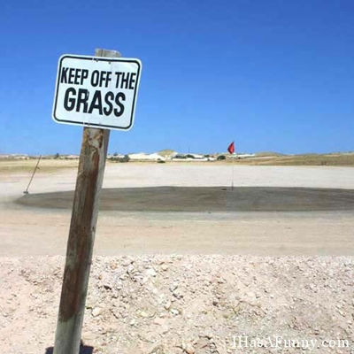 confusing-sign-keep-off-grass