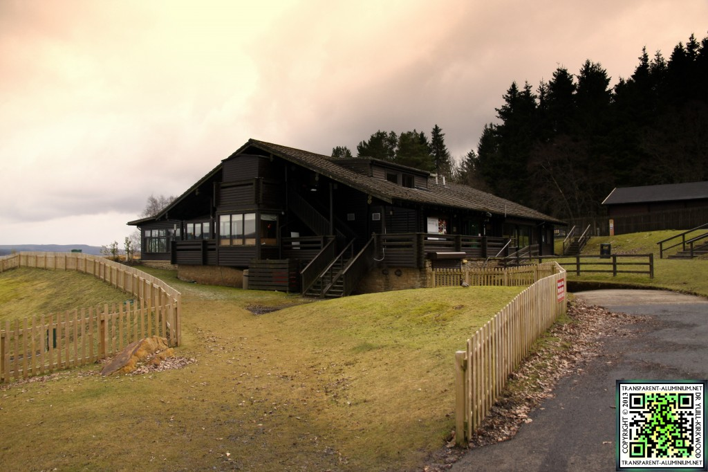 Kielder Lodge