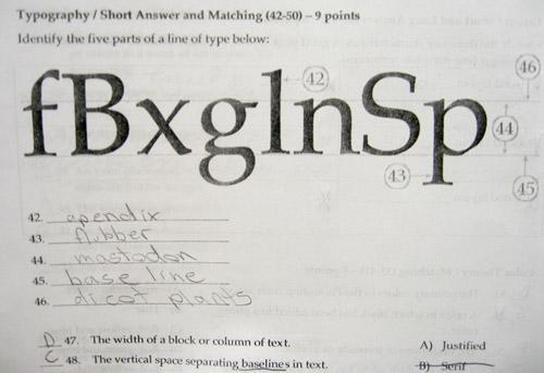 EXAM Answers (6)