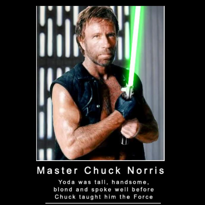 Master Chuck Norris