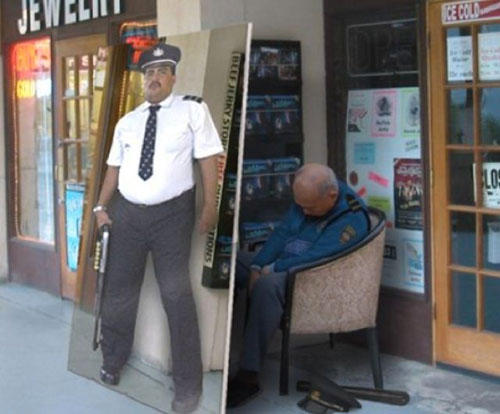 lazy-level-security-guard