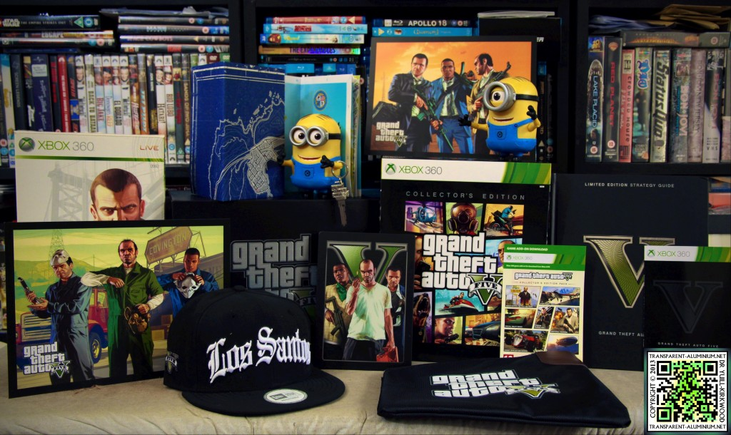 GTA V Collector's Edition 01