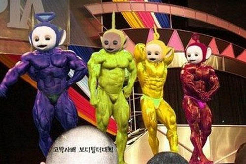 funny-wtf-teletubby-muscle