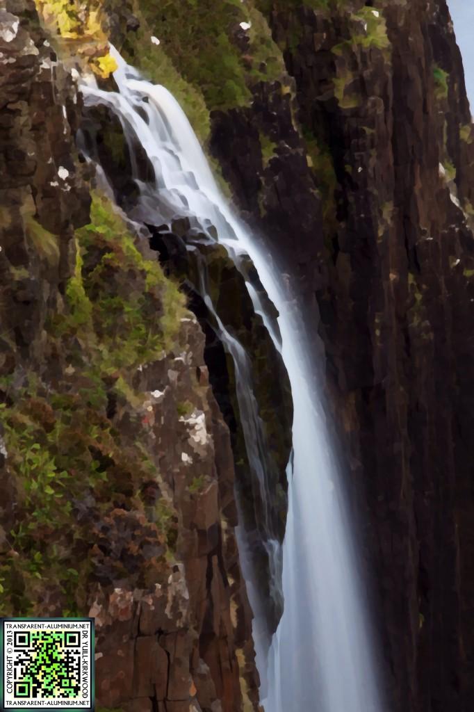 Happy Little Waterfall...