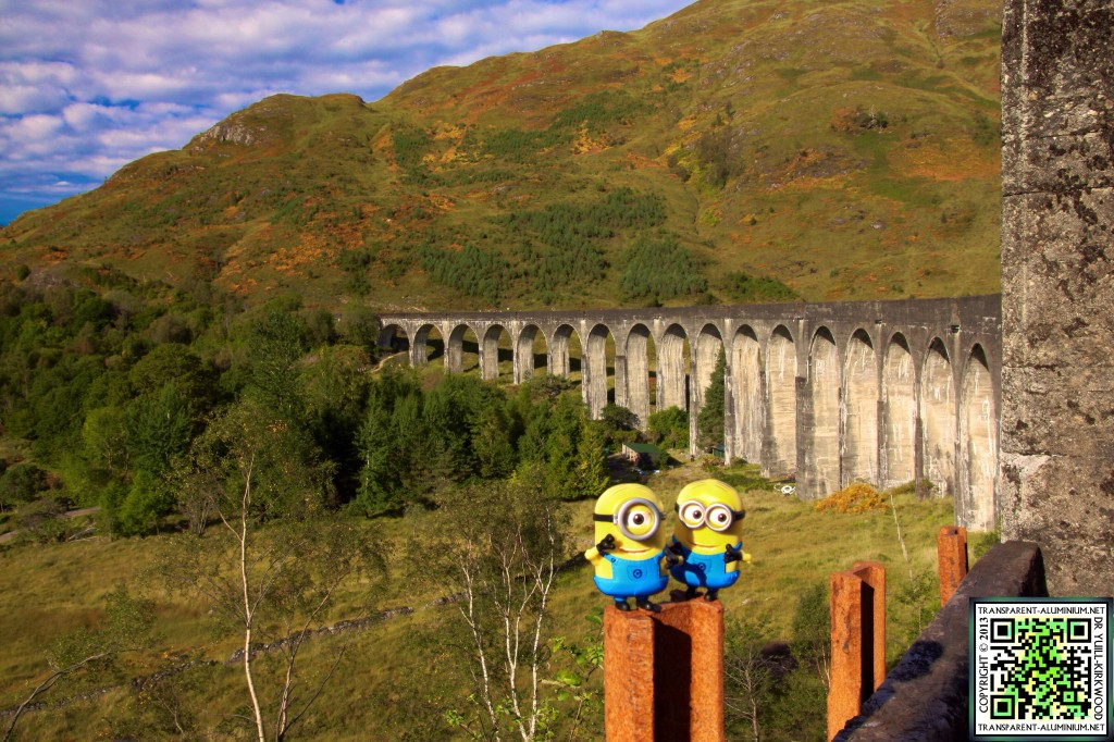 Here is one for the Harry Potter fans, but no Hogwarts express today!