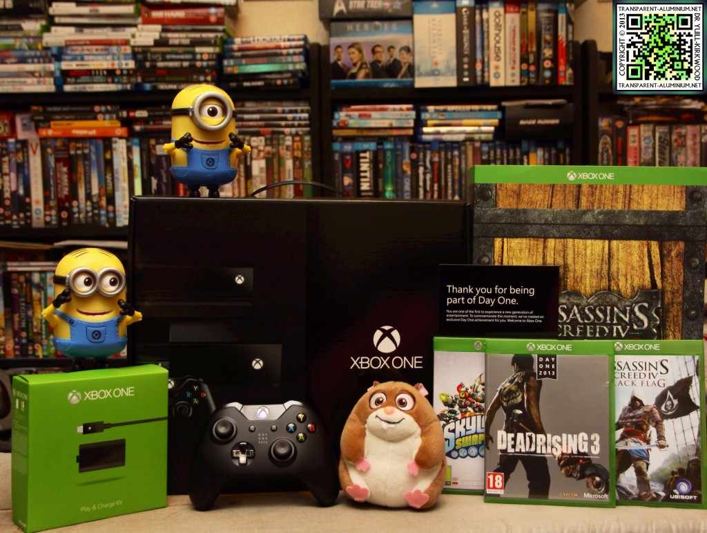 XBOX ONE Day One Collection