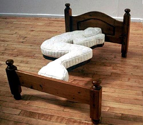 Man Bed