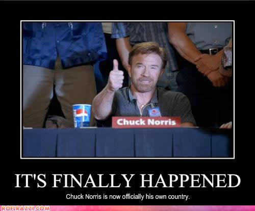 Chuck Norris Tuesday