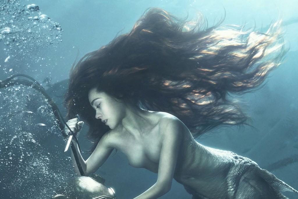Harmful Nature Lightfarm Studios Mermaid