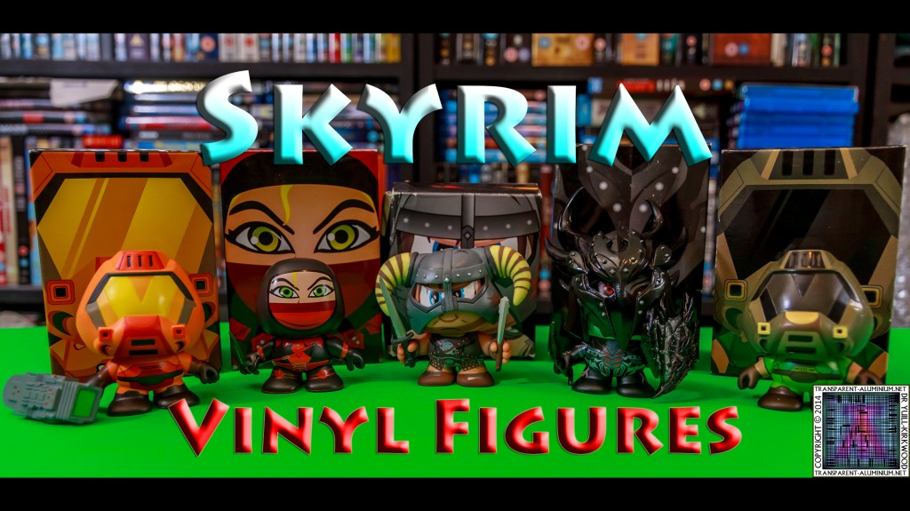 Symbiote Studios Vinyl Figur