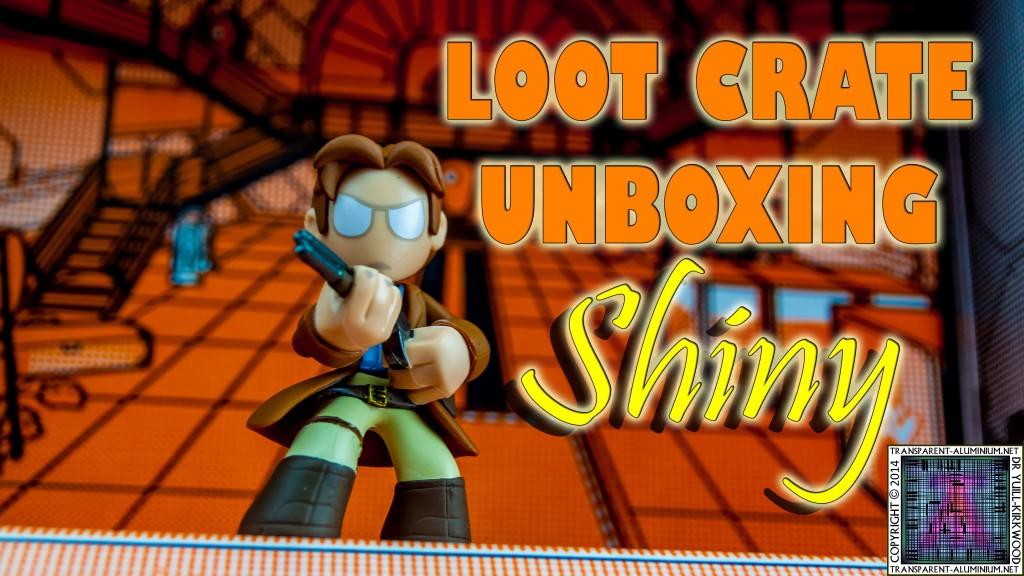 Loot Crate - September 2014 Galactic