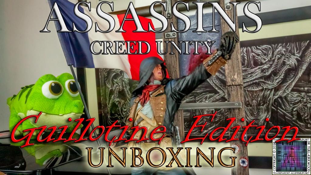 Assassins Creed Unity Guillotine Edition thumb