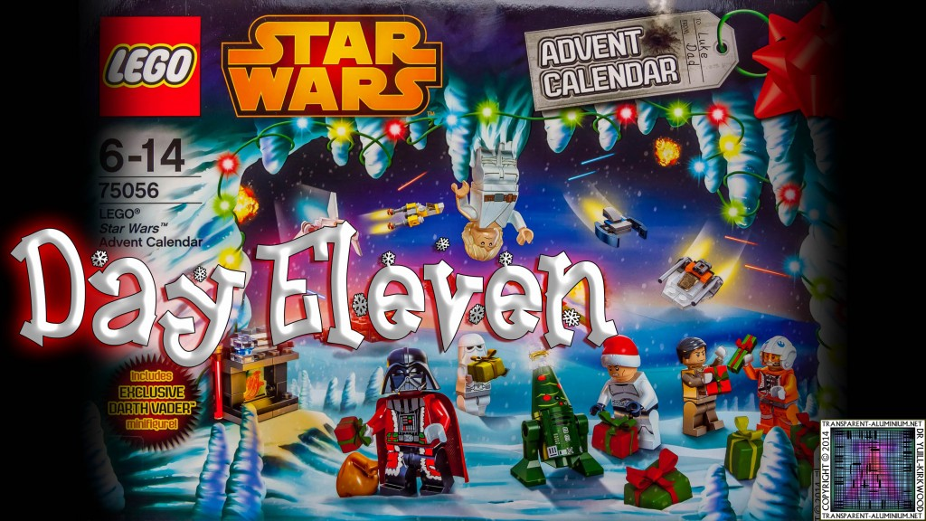 LEGO Star Wars Calendar Day (11)