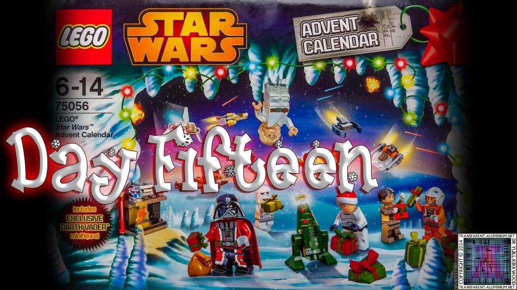 LEGO Star Wars Calendar Day (15)