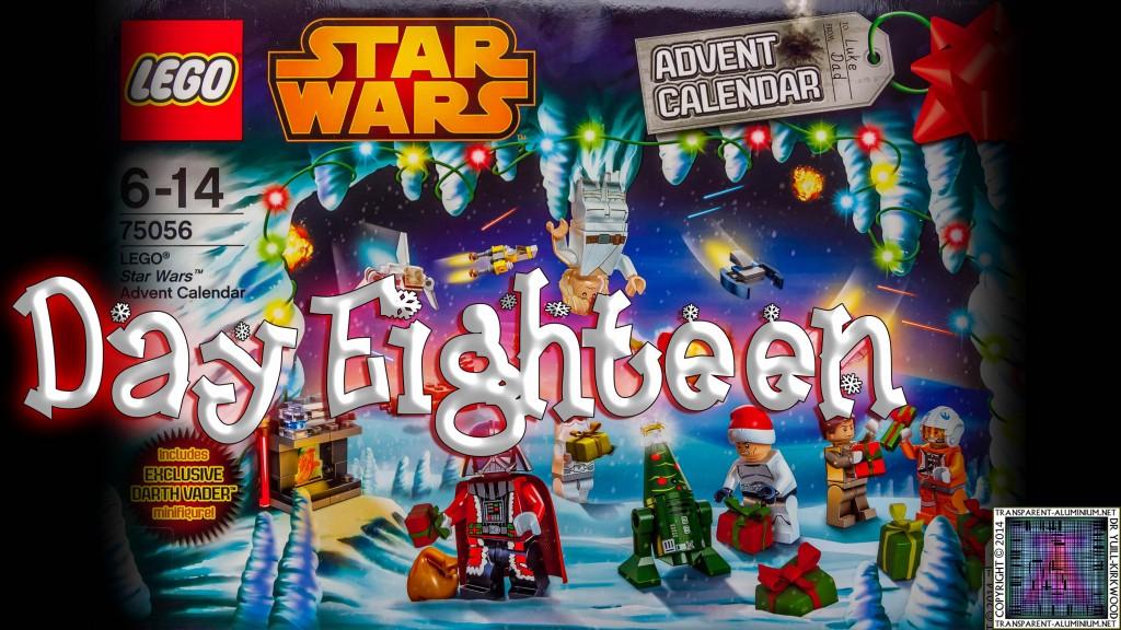 LEGO Star Wars Calendar Day (18)