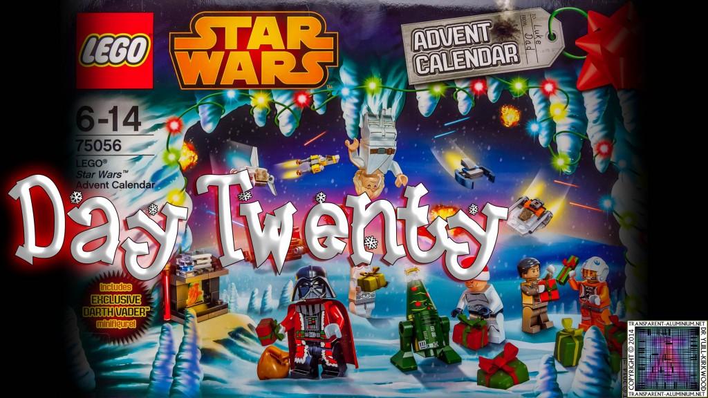 LEGO Star Wars Calendar Day (20)