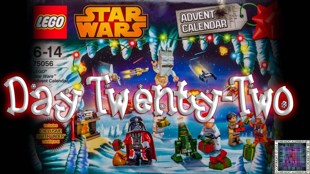 LEGO Star Wars Calendar Day (22)