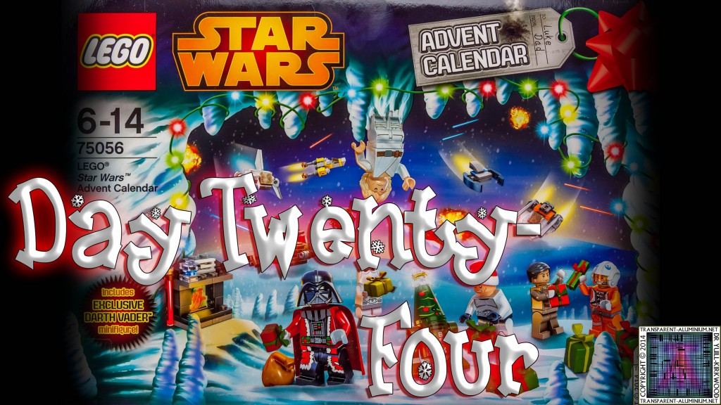 LEGO Star Wars Calendar Day (24)
