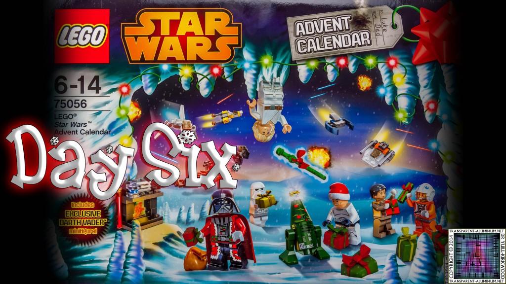 LEGO Star Wars Calendar Day (6)