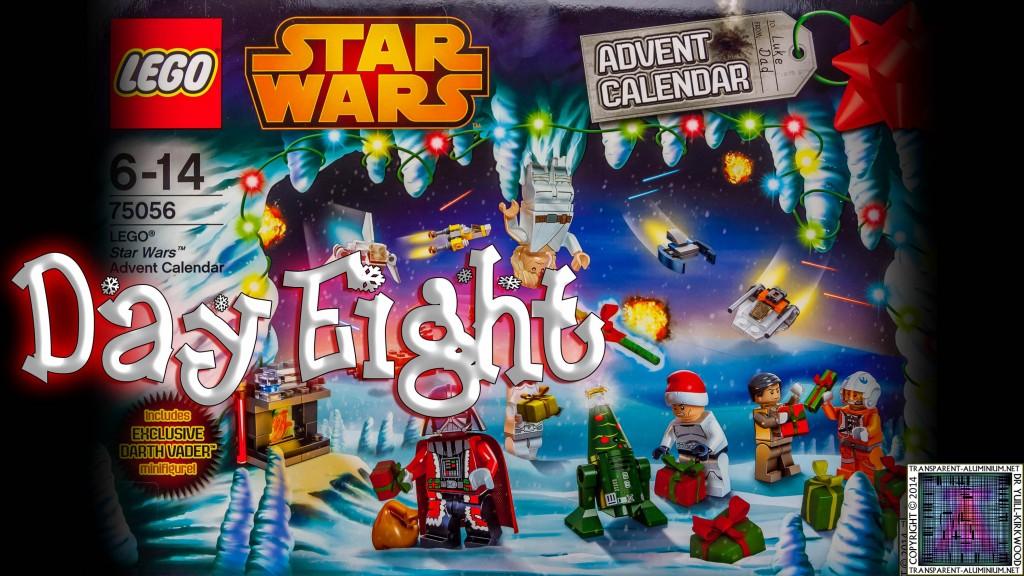 LEGO Star Wars Calendar Day (8)