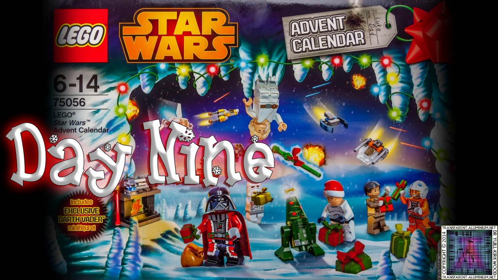 LEGO Star Wars Calendar Day (9)