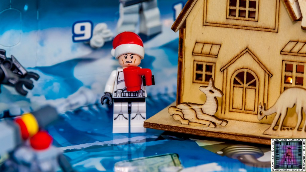 LEGO Star Wars Calendar Mini Figure Day (5)