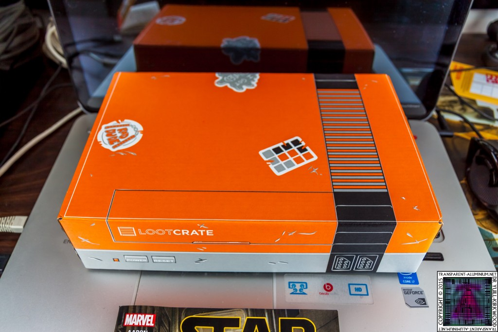 Loot Crate SNES Box (1)
