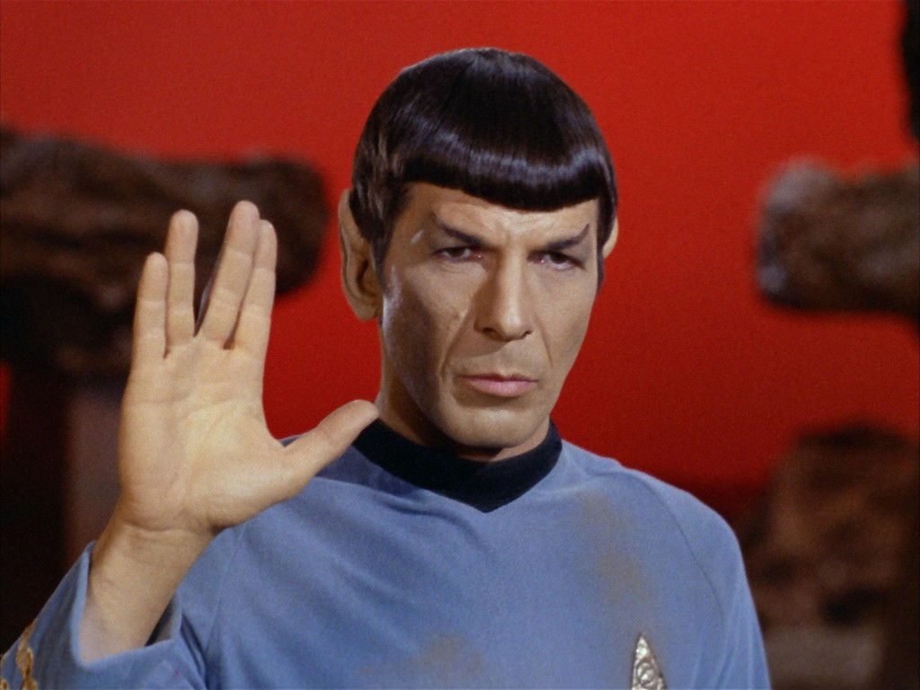 Spock: I have been, and always shall be, your friend.  Spock: Live long and prosper.