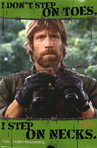 Chuck Norris Tuesday