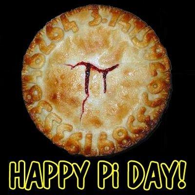 Happy Pi Day 2015