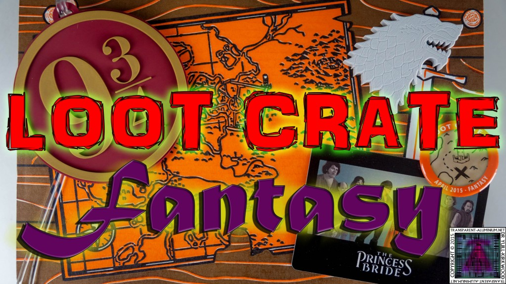 Loot Crate - April 2015 Fantasy thumb