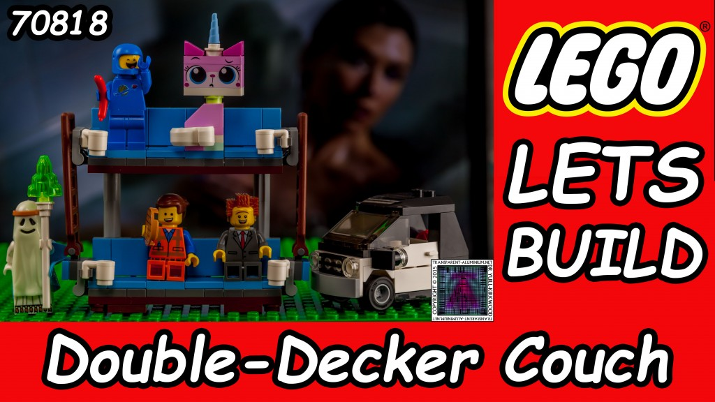 LEGO Lets Build - Double-Decker Couch 70818 Thumb