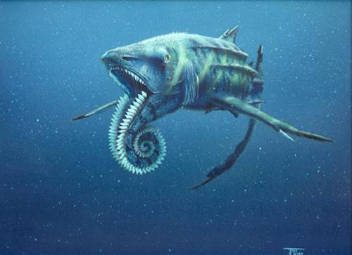 extinct-ocean-helicoprion